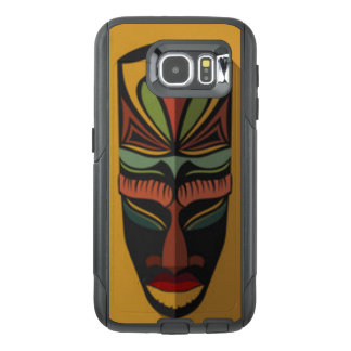 African Colorful Mask OtterBox Samsung Galaxy S6 Case