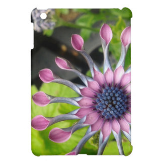 African daisy iPad mini cases