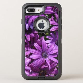 African daisy photo OtterBox defender iPhone 8 plus/7 plus case