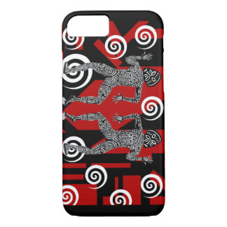 African dancers Cellphone case