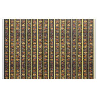 African diamond fabric