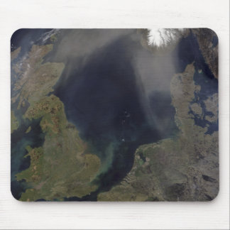African dust blowing over Scotland Mouse Pad