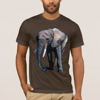 African Elephant Artwork for Animal lovers! T-Shirt