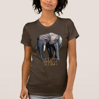 African Elephant Artwork for Animal lovers! Tshirt