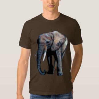 African Elephant Artwork for Animal lovers! Tshirts