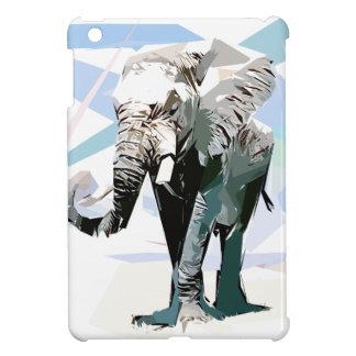 African elephant iPad mini cover