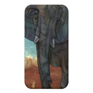 African Elephant iPhone 4/4s Speck Case Cases For iPhone 4