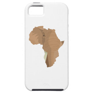 African Elephant iPhone 5 Cases