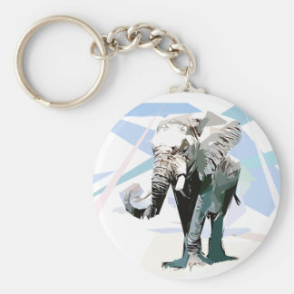 African elephant key ring