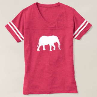 African Elephant Silhouette T-Shirt