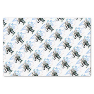 African elephant tissue paper