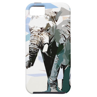 African elephant tough iPhone 5 case
