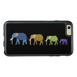 African Elephants OtterBox iPhone 6/6s Plus Case
