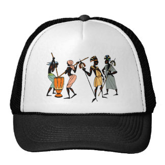 African Ethnic Native tribal design Cap