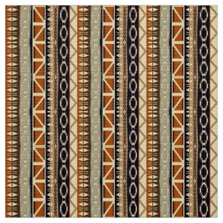 african ethnic pattern fabric