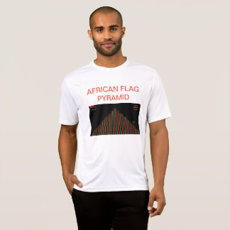 AFRICAN FLAG PYRAMID T-Shirt