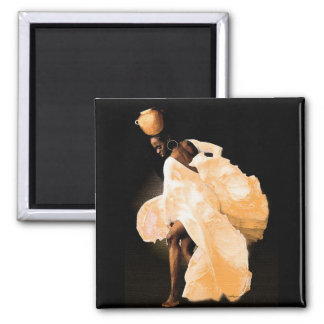 African Folk Dance Magnet