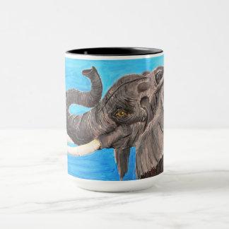 African giant mug