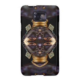 African Goddess Samsung Galaxy SII Covers