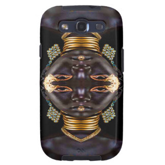 African Goddess Samsung Galaxy SIII Covers