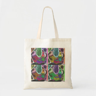 African Gourds Tote Bag