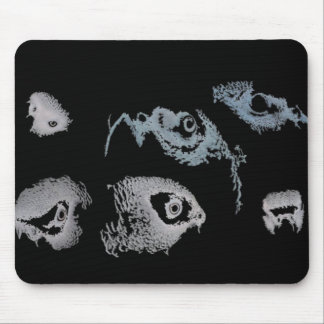 African Grey Parrot Mouse Pad