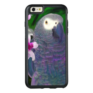 African Grey Parrot OtterBox iPhone 6/6s Plus Case
