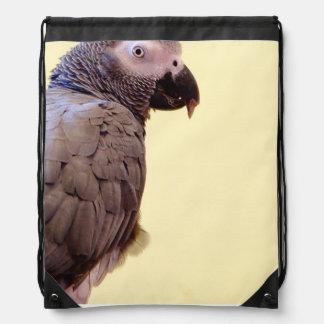 African Grey Parrot Rucksacks