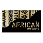 African Imports II - Afrocentric Kenyan mud cloth