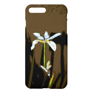 African Iris Fortnight Lily Flower iPhone 7 Plus Case
