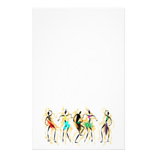 African Jungle Fever Stationery