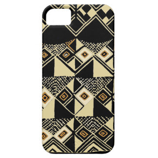 African Kuba Inspired Designs Barely There iPhone 5 Case