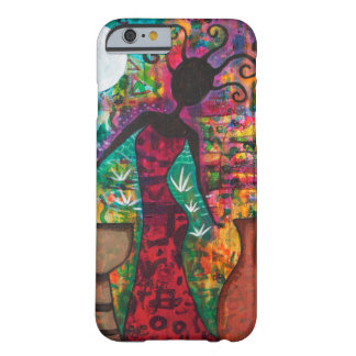 African Lady Phone Case Barely There iPhone 6 Case
