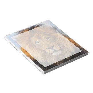 African Lion 1 Notepad