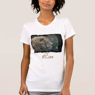 African Lion Big Cat Animal-lover Shirt