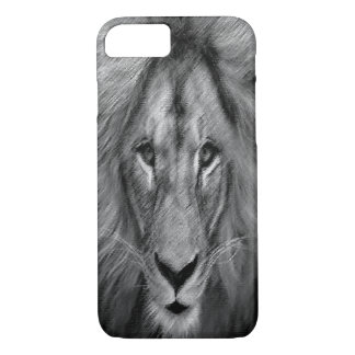 African Lion iPhone 7 Case