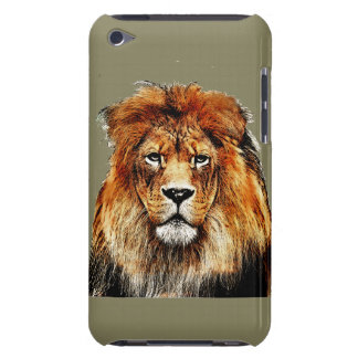 African Lion iPod Touch Case