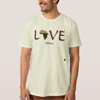 African LOVE 'noitu' T-Shirt
