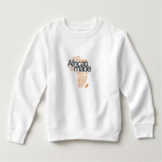 African Made Toddler Sweatshirt