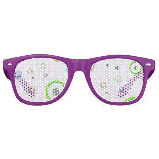 African Masks Celestial 3D Retro Sunglasses