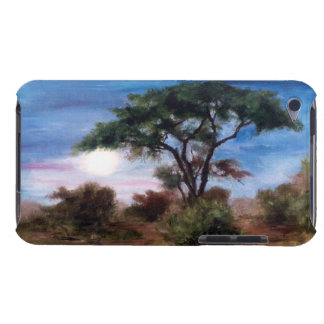 African Moon Barely There iPod Case