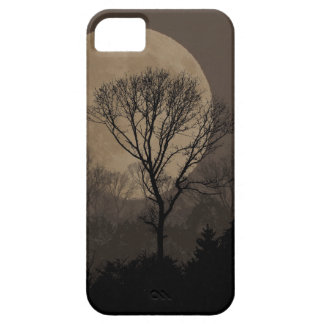 african moon iPhone 5 case