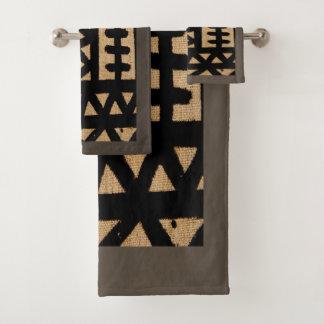 African Mud Cloth Motif