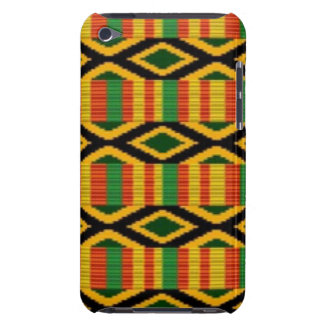 African Multi Color Pattern Print Design Barely There iPod Cover