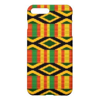African Multi Color Pattern Print Design iPhone 8 Plus/7 Plus Case
