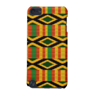 African Multi Color Pattern Print Design iPod Touch 5G Cases