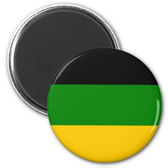 African National Congress ANC South Africa 6 Cm Round Magnet