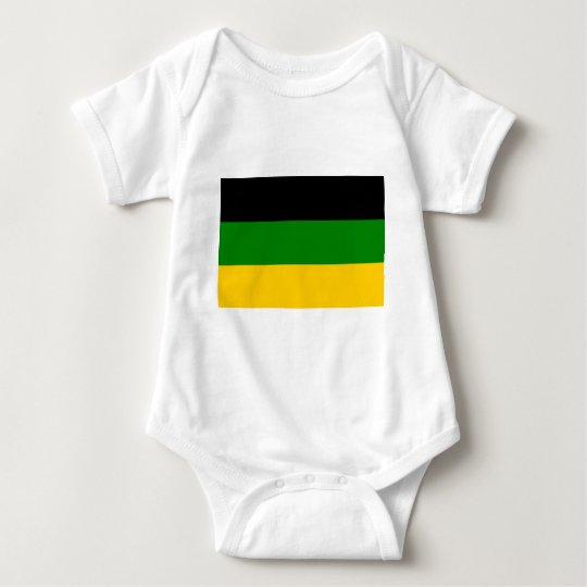 African National Congress ANC South Africa Baby Bodysuit