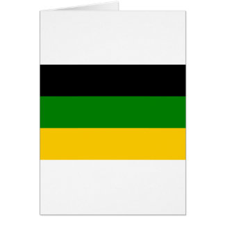 African National Congress ANC South Africa Card