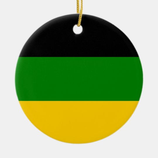 African National Congress ANC South Africa Ceramic Ornament